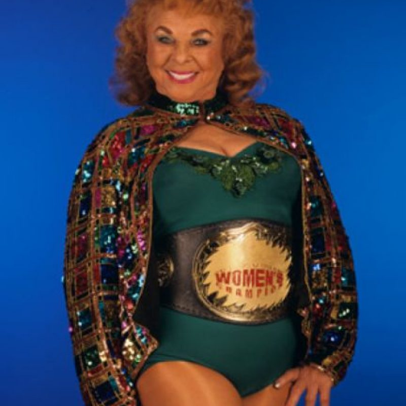 The Fabulous Moolah Foto: WWE