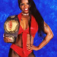 La última luchadora que entró al Salón de la Fama; lo hizo este año. Foto:WWE