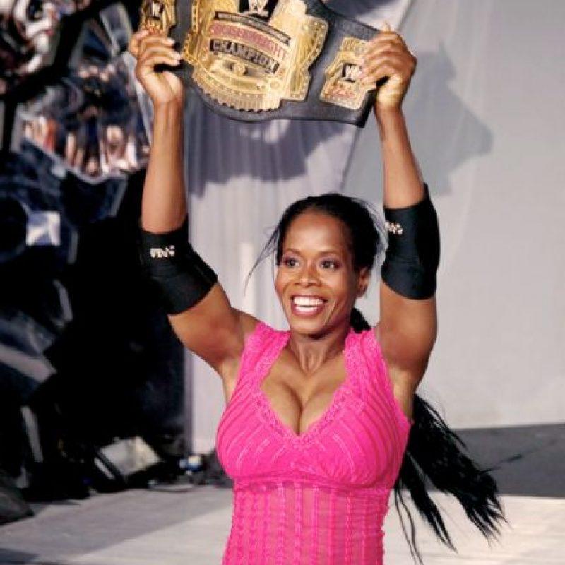 Jacqueline Foto:WWE