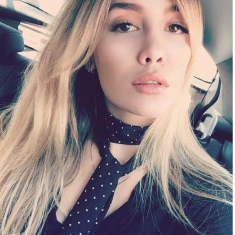 Es bisnieta de la actriz Silvia Pinal. Foto:vía Instagram