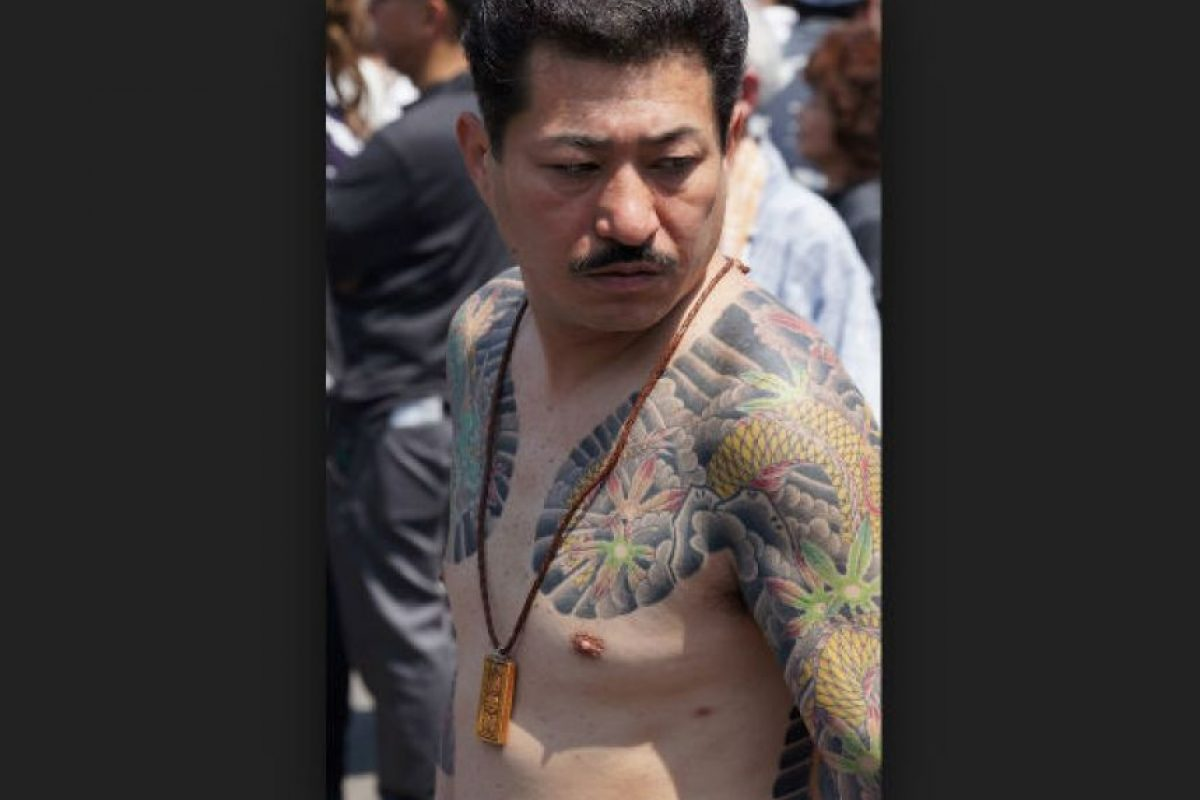 La yakuza Foto:Flickr.com