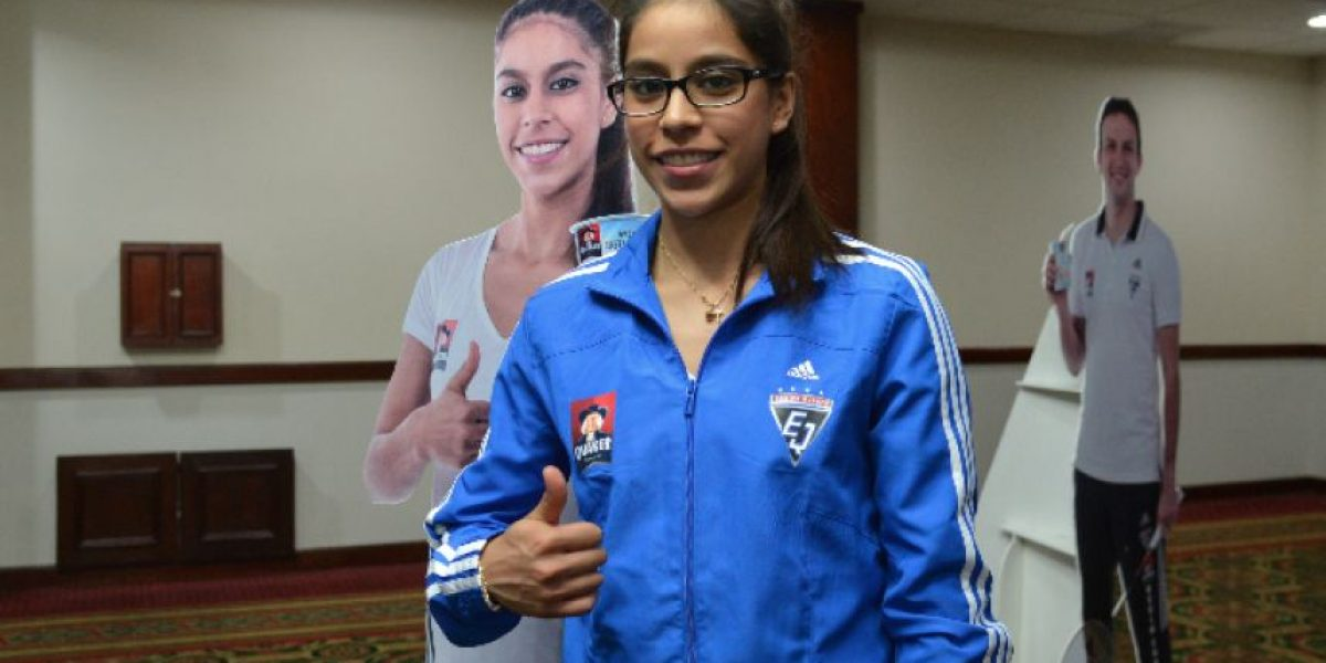 Entrevista Ana Sofía Gómez rumbo a Rio 2016