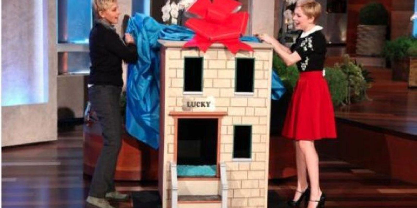 Ellen DeGeneres Foto:Cortesía Palladium