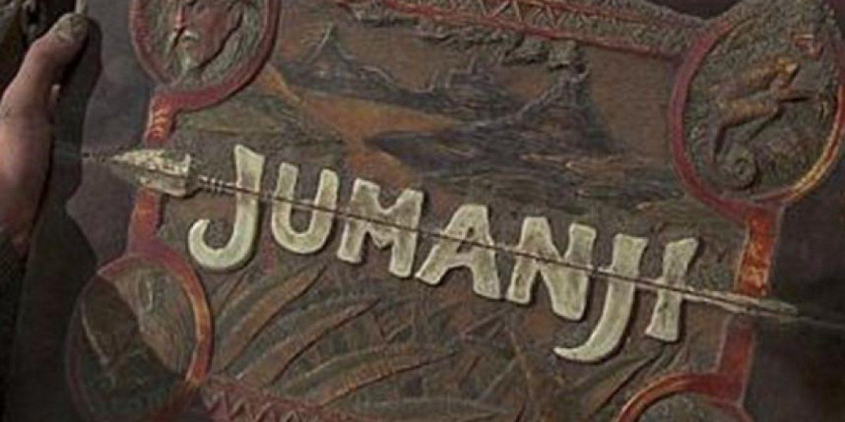 """The Rock confirma el reboot de la película """"Jumanji"""""""
