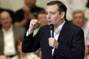 Él es Ted Cruz, el político que busca la nominación a la presidencia estadounidense. Foto:Getty Images