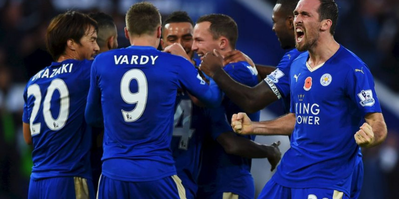Real Madrid quiere a una estrella del Leicester Foto: Getty Images