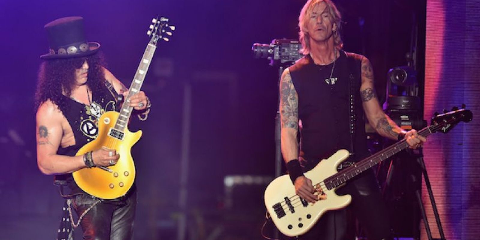 Su nombre real es Michael Andrew McKagan Foto: Getty Images