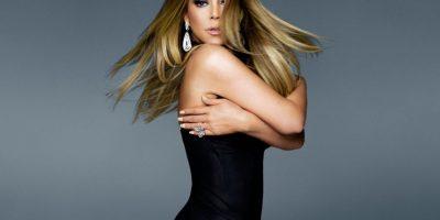 Tremendo escote de Mariah Carey muestra algo muy íntimo