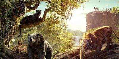 """Estas celebridades son las voces de los personajes de la película """"El Libro de la Selva"""""""