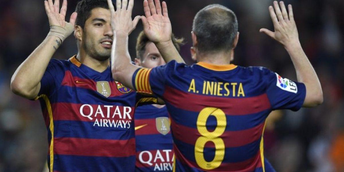 El Barcelona golea 6-0 al Sporting con un nuevo