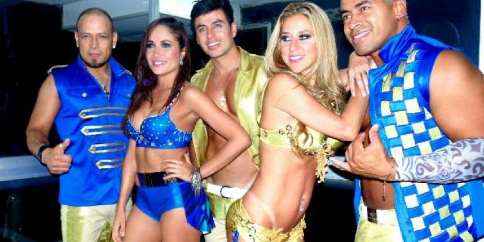 """Alcanzaron fama internacional con el éxito """"Beijo na Boca"""" Foto:Facebook.com/AxeBahiaOficial"""