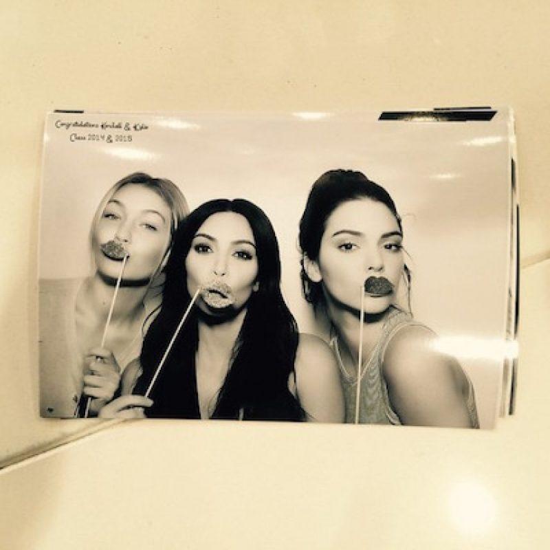 Y es íntima amiga del clan Kardashian-Jenner. Foto:Instagram.com/gigihadid