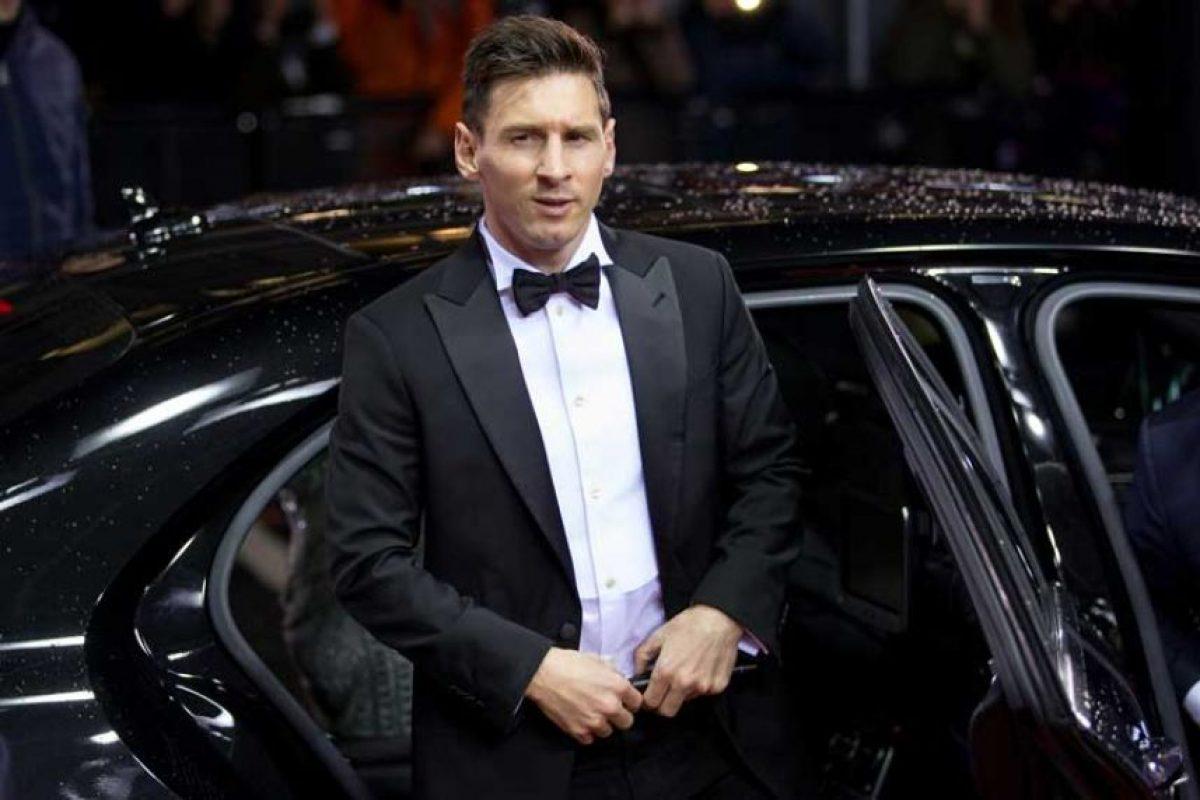 Lionel Messi: Sólo ha leído un libro en su vida y es la biografía de Diego Armando Maradona. Foto:Getty Images