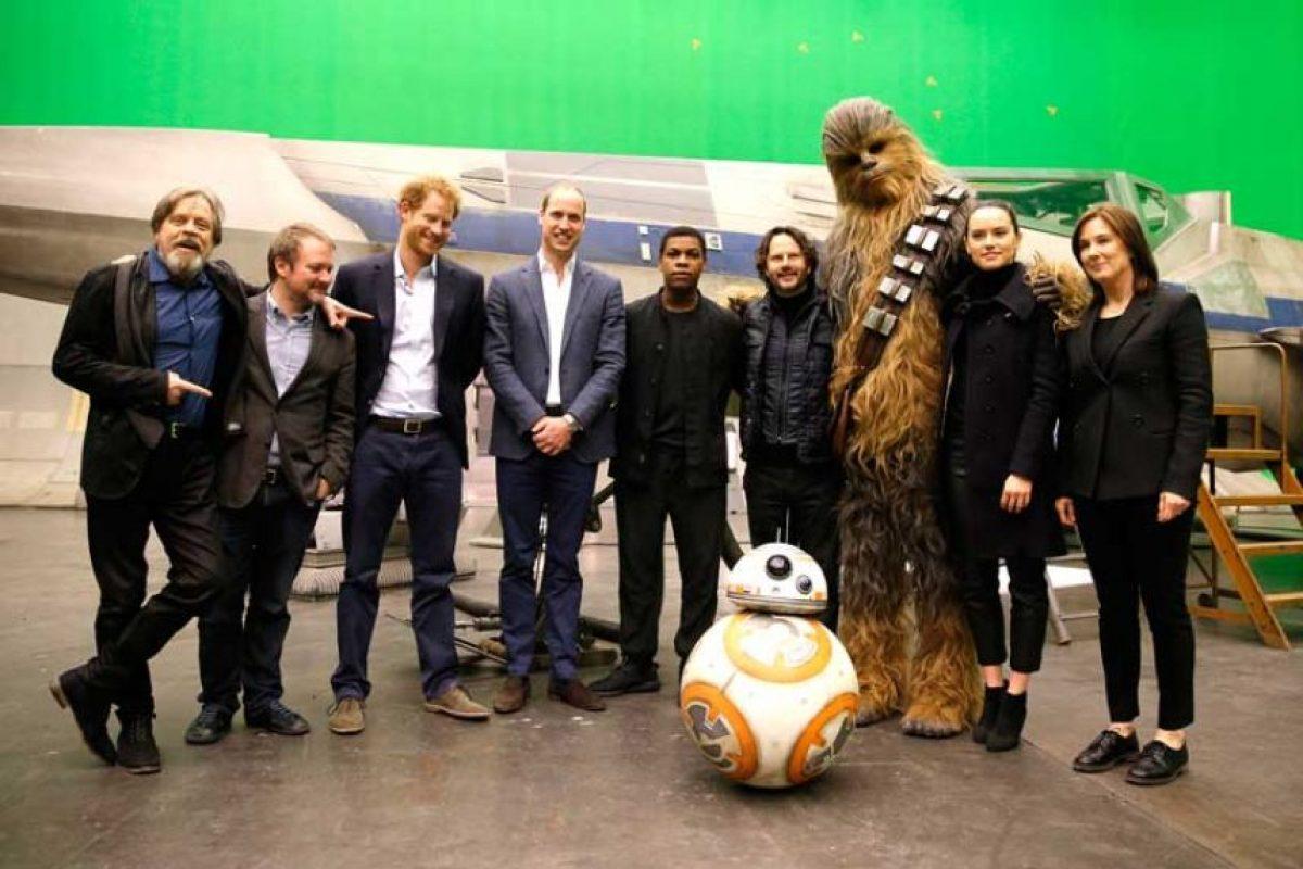 La cinta es dirigida por Rian Johnson, quien también escribió el guión. Foto:Getty Images