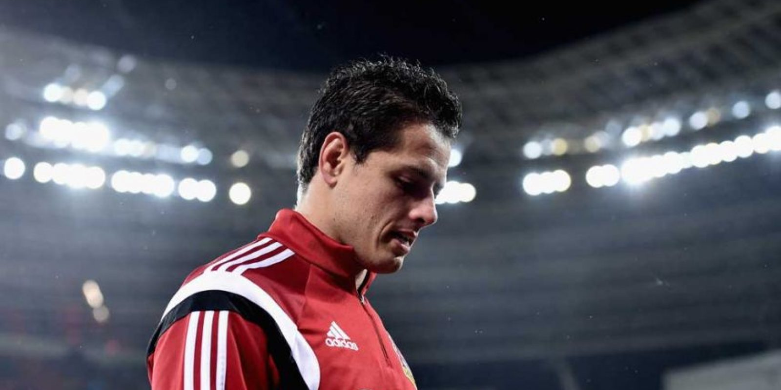 "Javier Hernández: ""¿Quién se ha robado mi queso?"" de Spencer Johnson. Foto: Getty Images"