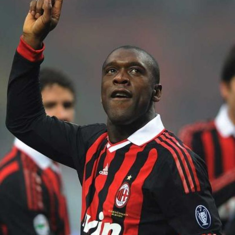 Clarence Seedorf Foto:Getty Images