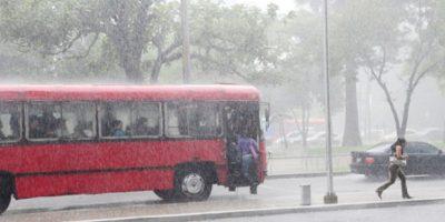 ¡No olvides el paraguas! Insivumeh prevé incremento de lluvias