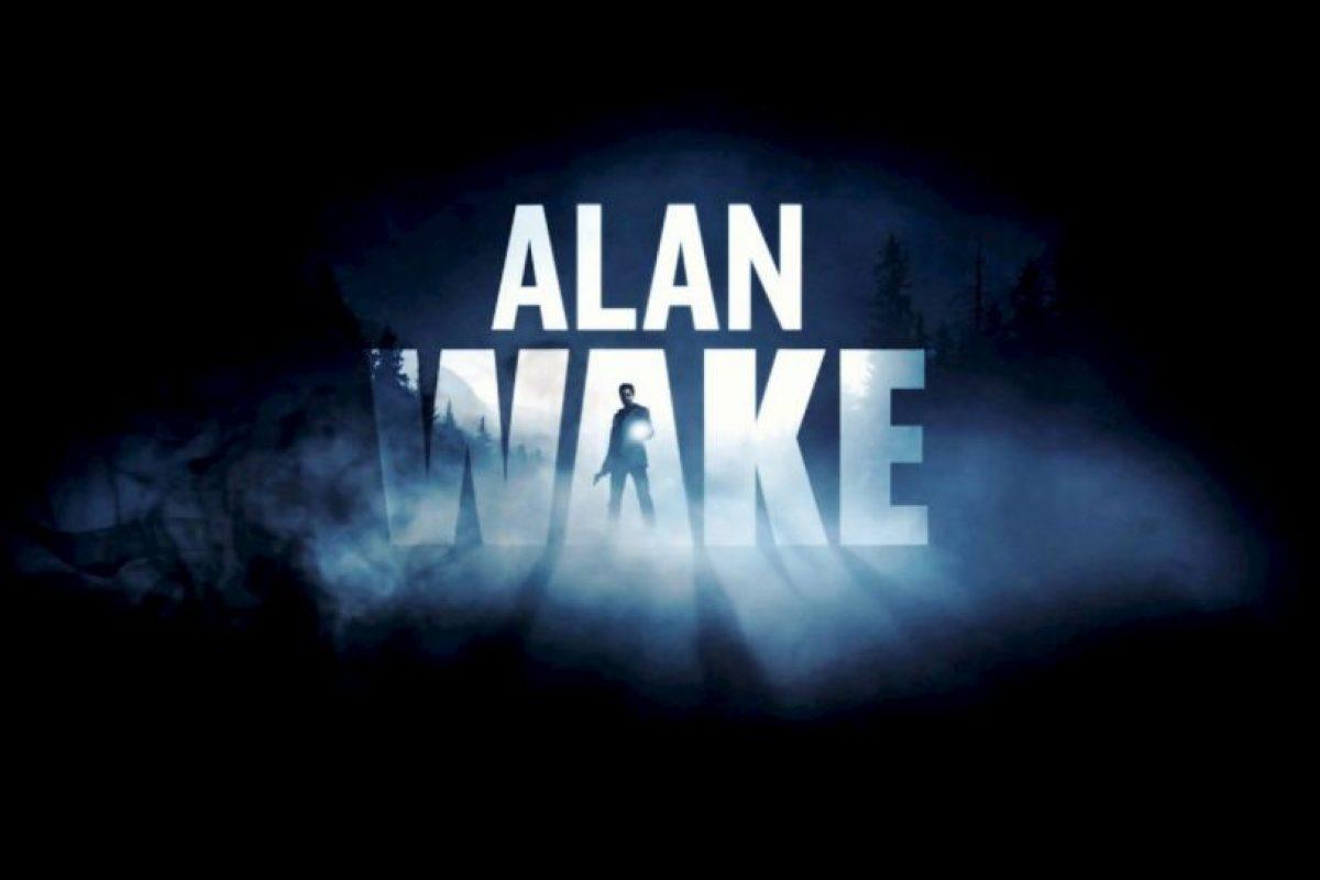 Alan Wake Foto:Remedy Entertainment