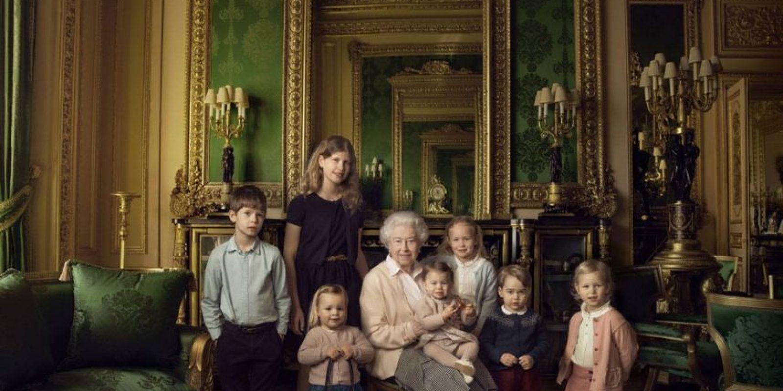 El es mayor de los hijos de los duques de Cambridge. Foto:facebook.com/TheBritishMonarchy