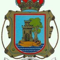 El escudo de la ciudad donde vivía. Foto:Facebook