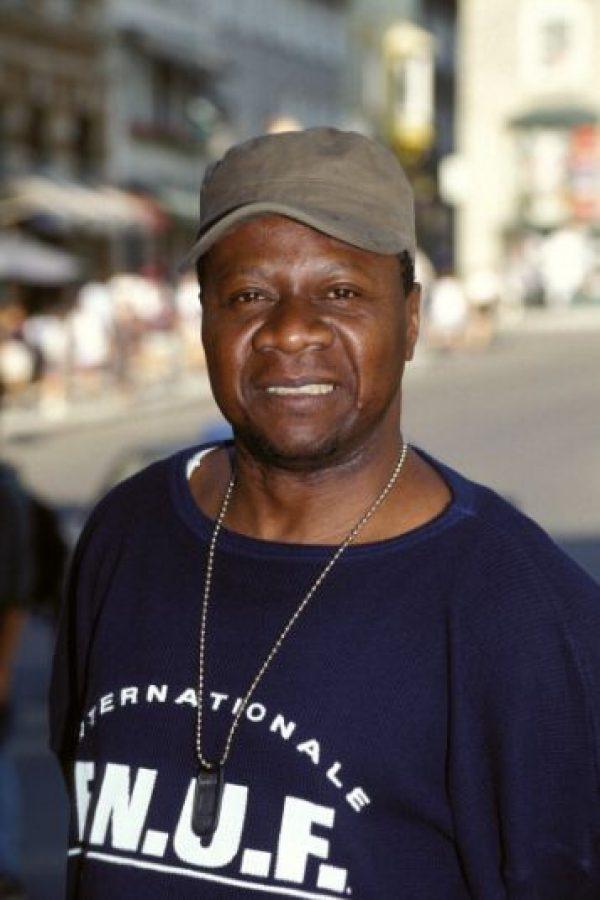 En su juventud se marchó a la capital de la República del Congo, y usó el pseudónimo de Jules Presley. Foto:Getty Images