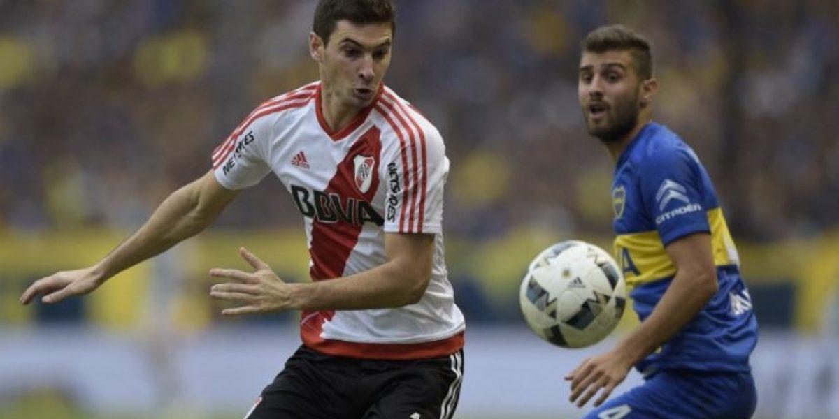 Resultado del partido Boca Juniors vs. River Plate, Torneo de Transición 2016