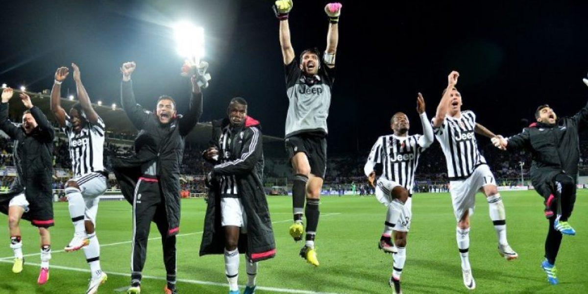 Resultado del partido Fiorentina vs Juventus, por la Serie A 2015-2016