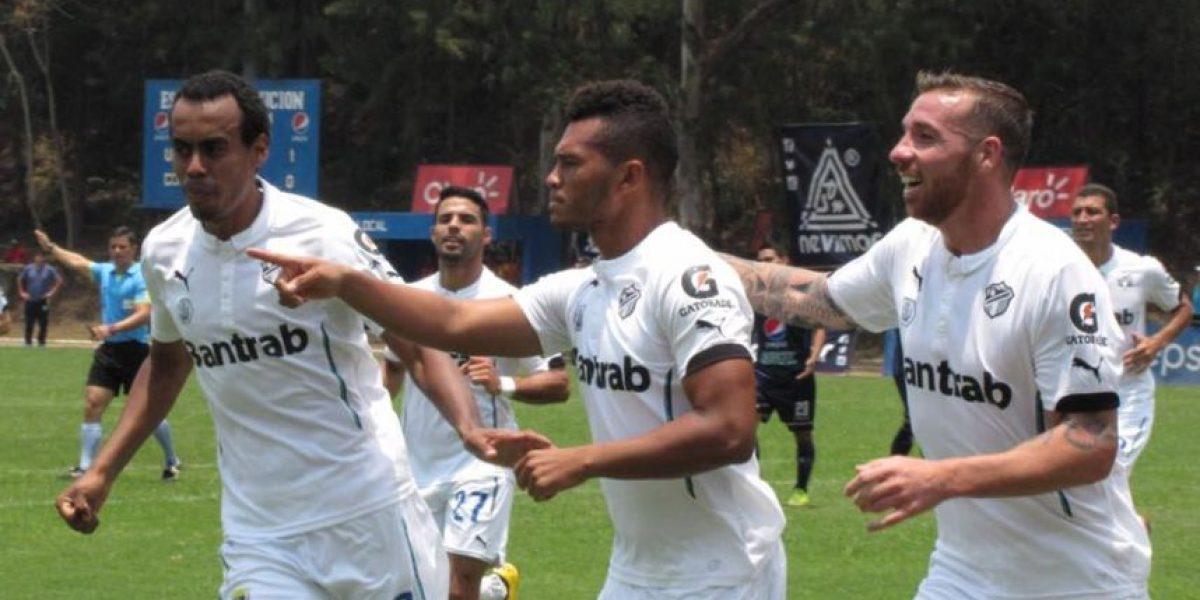 Resultado del partido Universidad vs. Comunicaciones, jornada 20 del Torneo Clausura 2016