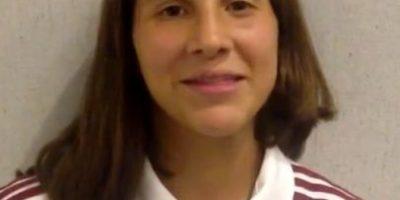 Con 12 años es la futbolista más joven en jugar Copa Libertadores