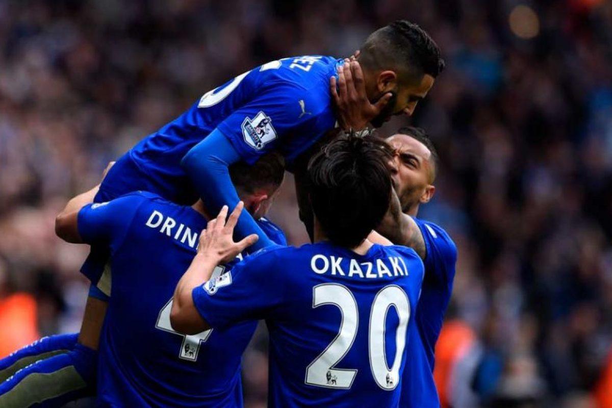 """Por su gran paso en la Premier League, donde están cerca de ser campeones, los futbolistas de """"The Foxes"""" se están cotizando alto en el mercado de fútbol. Foto:Getty Images"""