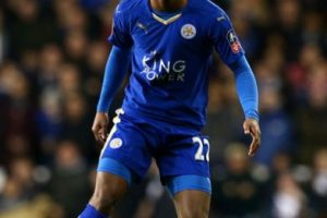 Demarai Gray es un futbolista inglés de 19 años que juega para el Leicester City. Foto:Getty Images
