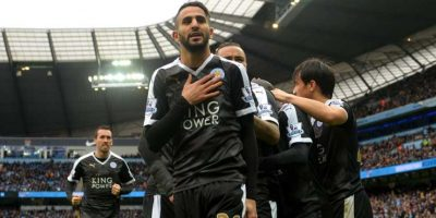 Riyad Mahrez Foto: Getty Images