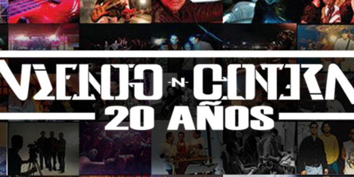 Detalles del concierto de Viento en Contra por sus 20 años de carrera