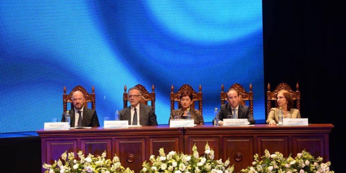 Inició el diálogo para reformas judiciales con participación de los tres poderes del Estado