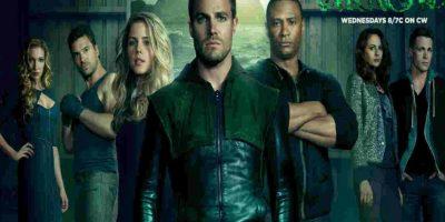 """El cuarto lugar lo ocupa """"The Arrow"""". Foto:Arrow"""