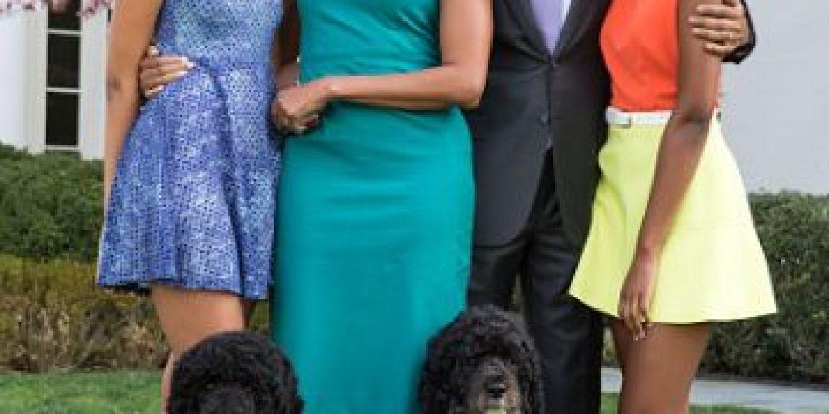 Obama aceptó matrimonio igualitario por consejo de sus hijas