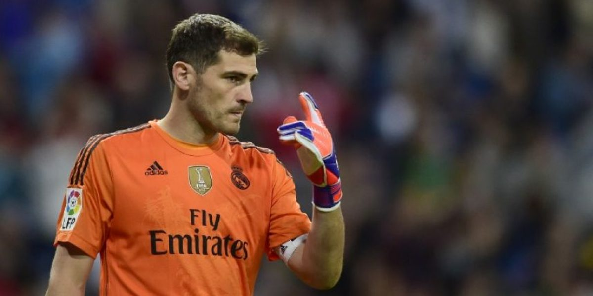 El 11 ideal del Real Madrid, según Iker Casillas