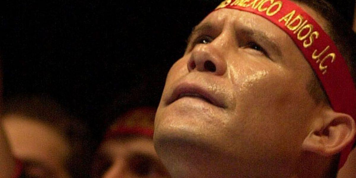 Julio César Chávez a punto de suicidarse