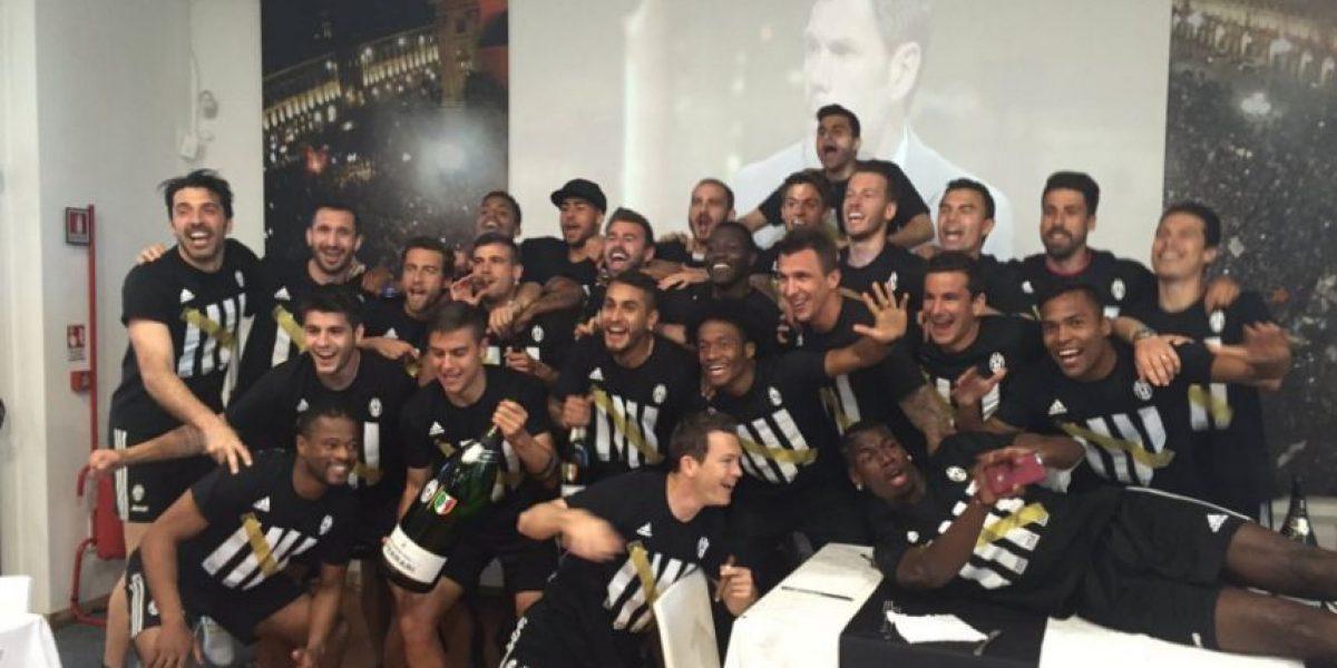 OFICIAL: Juventus, campeón de la Serie A 2015-2016