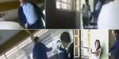 Video: Maestro golpea a alumnos en Secundaria Técnica 19 de Durango, México