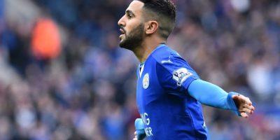 Riyad Mahrez, del Leicester City, elegido mejor jugador de la Premier League
