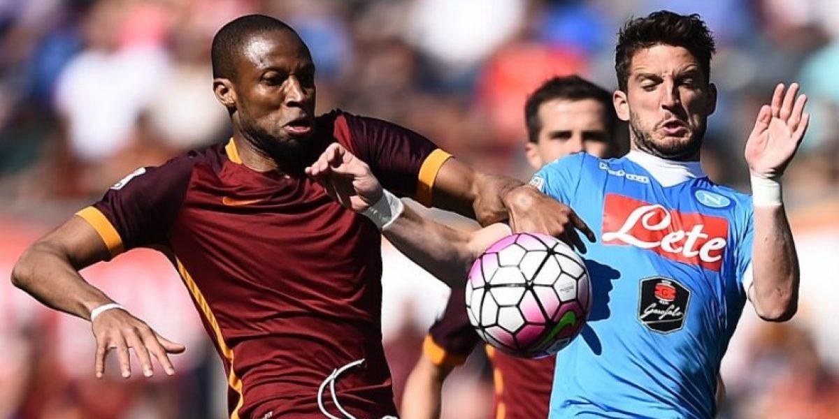 Resultado partido AS Roma vs Nápoli, Serie A 2016