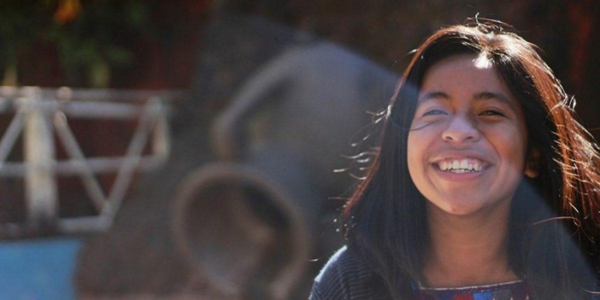 La guatemalteca Sara Curruchich triunfa en Nueva York