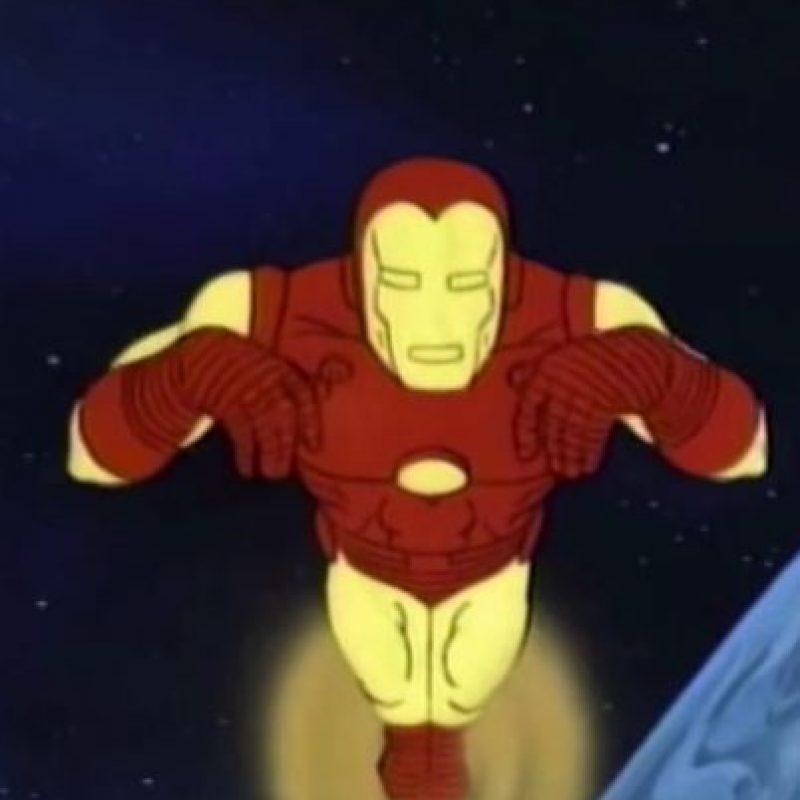 "1981: ""Spiderman And His Amazing Friends"" (serie de TV) Foto:Marvel Comics"