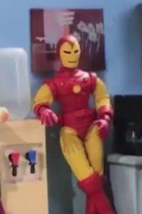 "2005: ""Pollo Robot"" (serie de TV) Foto:Marvel Comics"