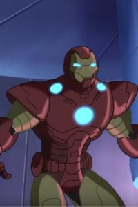 "2006: ""Ultimate Avengers"" (serie de TV) Foto:Marvel Comics"
