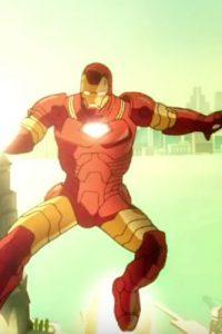 "2007: ""Fantastic Four: World's Greatest Heroes"" (serie de TV) Foto:Marvel Comics"