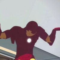 "2008: ""Iron Man: Armored Adventures"" (serie de TV) Foto:Marvel Comics"