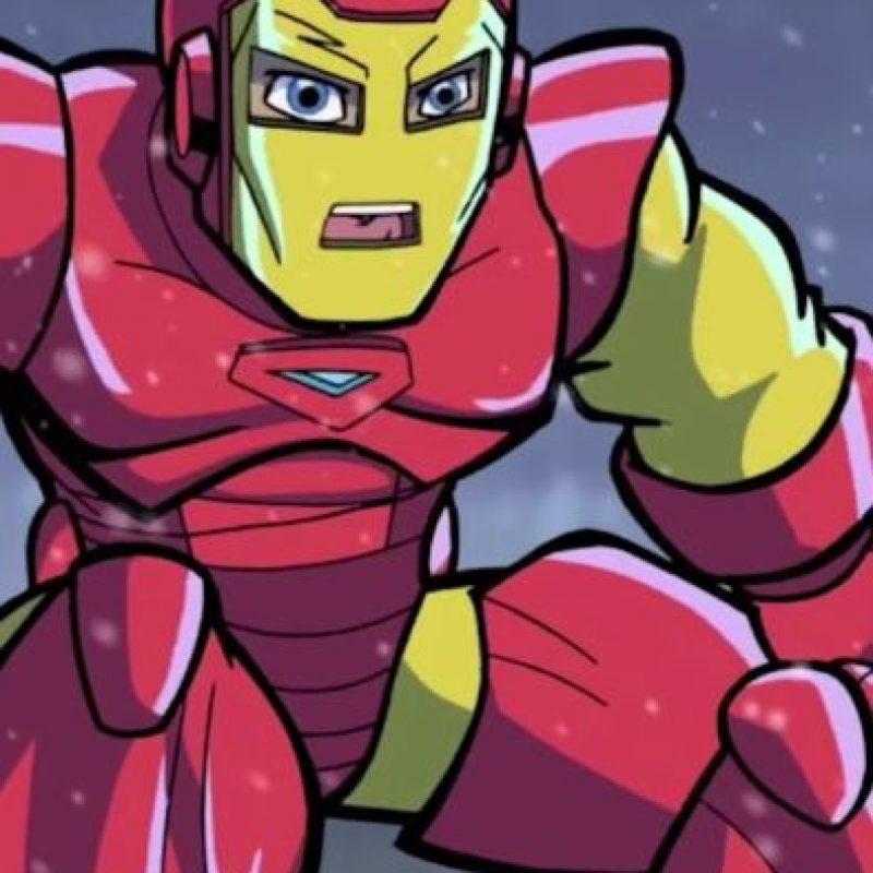 """2009: """"The Super Hero Squad Show"""" (serie de TV)"""" Foto:Marvel Comics"""