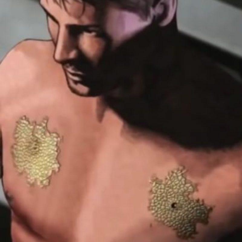 "2010: ""Iron Man: Extremis"" (serie de TV) Foto:Marvel Comics"